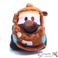 toy tow trucks - 5Pcs New Pixar Cars Tow Mater Truck Plush Doll Soft Toy inch cm