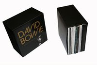 Wholesale Newest hot sale David Bowie Five years BOX SET COLLECTION CDs Factory Price