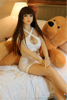 Wholesale 165cm realistic sex doll buy Japanese USA silicone sex dolls for men with real lifelike vagina pussy anus
