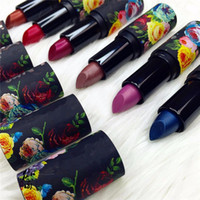 asphalt colors - 144pcs Colors Brand Makeup Lip Gloss Asphalt Denim Gemma Mirage Penny Long lasting Matte Perlees Pearl Lipstick