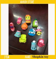 Wholesale Cheap Shopkin Figures shop Toy Kins Season Mini Figures Shopkin Toys Shopping Toys For Kids No repeat