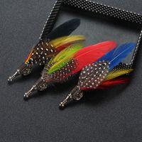 Cheap Romantic brooch Best Men's Wedding lapel pin