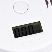 Nuevo hogar Seguridad CO Monóxido de carbono Envenenamiento Detector de gases de humo Detector de alarmas Cocina Alta calidad de búsqueda caliente