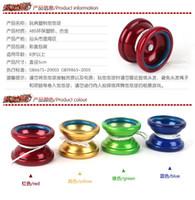 Wholesale The new high performance speed of cool metal alloy yo yo yo yo firepower sleep a long time for all
