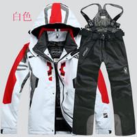 anti wear coating - 2015 Snow Mountain coats Spiderco men ski suits professional outdoor climbing weatherization breathable man s ski Wears
