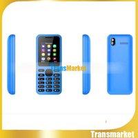 1.8 pouces déverrouiller 130 Téléphone bon marché Big Loulder Cell Phone Téléphone cellulaire Dual SIm Avec logo Factory directement