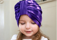 Wholesale Cute Bohemia Baby Hat Cotton Bonnet Kids Girls Boys Baby Hat Cap Photo Props colors Newest