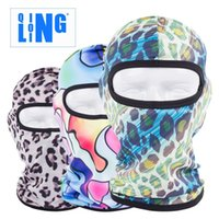 Wholesale New Popular Lin soft equipment of motorcycle and bicycle cycling windproof dustproof sun mask outdoor sports headgear