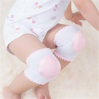Wholesale Baby knee caps kids leg warmer toddler elbow pad fruit apple breathable kneepads