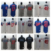 anthony mix - 2016 Flexbase Chicago Cubs Men s Cubs Kris Bryant Anthony Rizzo Jake Arrieta Baseball Jerseys Authentic Collection Mixed order