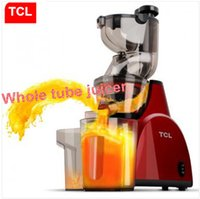 Wholesale TCL Raw juice machine home multifunction electric mini juicer drive slowly squeezed juicer large diameter products