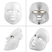 ask beauty - ask masquerade NEW Korean Photodynamic LED Facial Mask Home Use Beauty Instrument Anti acne Skin Rejuvenation LED Photodynamic Beauty Fac