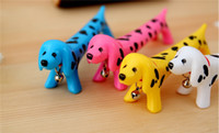Wholesale cute D spotty dogs ballpoint pen Creative pen cute korea stationery student pen kids gift