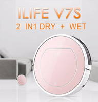 air cleaner housing - ILife V7S in Smart Robot Vacuum Cleaner for House Wet Dry Clean Water Tank Double Filter Ciff Sensor Self Charge