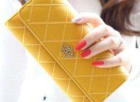 big money clip - Women s South Korea Japan and South Korea zipper big money clip to clip the crown diamond lattice students thin money foreskin