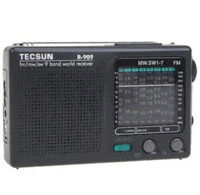 Wholesale Tecsun full time with FM Desheng r year old semiconductor portable radio FM radio