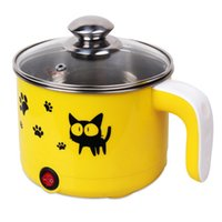 Wholesale Multifunctional electric boiler electric cooker electric cup Mini student Hot pot pot noodle cooking in external V Volts