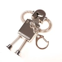 Wholesale Individual metal robot disk g disk g special offer shipping boys creative gifts USB disk g