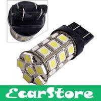 acura brake accessories - car accessories led lights v car Car T20 Tail Brake Bulb Lamp SMD White LED Light V W LM