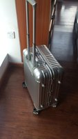 airport services - Great service urban aluminunTrolley cabin airport travel luggage with aluminun trolley system with tsa lock from china