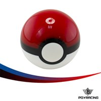 acura racing - PQY Diameter mm Poke Poke Racing Gear Shift Knob M10X1 For Honda Acura PQY SK52