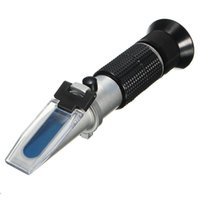 Wholesale High Quality Alcohol Test Refractometer Handheld Sugar Measuring Instrument Brix New Arrival