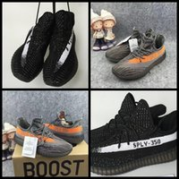 air diving - 2016 new Kanye West Running Shoe Boost Pirate Grey Black Basketball Shoes Moonrock Turtle Dove Men Women Shoe With Original Box receipt