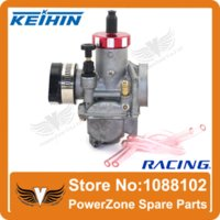 Wholesale KEIHIN Racing Carburetor PE28 mm With Rubber Adapter Fit Motorcycle Moped Scooter Dirt Bike ATV Quad