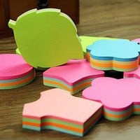 Wholesale 6pcs Pages Cute Sticky notes Post it Scratch Paper Scrapbooking Note Memo Pads korean stationery office supplies