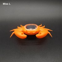 Wholesale Funny Cute Crab Solar Power Novelty Trick Solar Toy Game Christmas Gift Gadget
