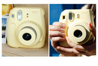 Wholesale Jingle a beauty shot imaging Polaroid camera mini8 Normal Edition autofocus flash light and dark adjustment