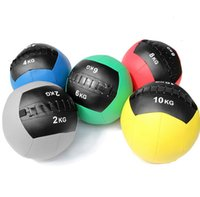 Wholesale Soft Leather Medicine Wall Ball