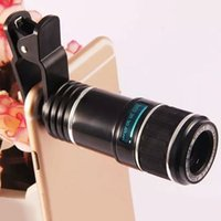 best telephoto lens - Best Price Super Quality X Universal Telephoto Lens Mobile Phone Optical Zoom Telescope Camera For iPhone For Samsung