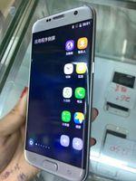 Tv Baratos-Android 6.0 5.5 pulgadas Goofón S7 Edge Clonar teléfono MTK6735 Quad Core 1G Ram 8GB Rom 8MP Cámara 1280 * 720 Pixels Mostrar 3G ram 64G rom Smartphone