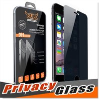anti glare screen guard - iPhone s Privacy Tempered Glass For S7 Note Screen Protector LCD Anti Spy Film Screen Guard Cover Shield for iPhone s Samsung S6 S5