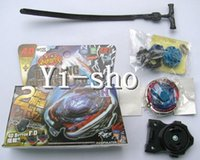 Wholesale sets Rapidity Beyblade D spinning top spin toy metal fusion models mixed