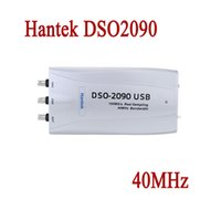 automotive digital storage oscilloscope - Hantek DSO2090 Digital Oscilloscope USB Handheld Portable MHz Channels PC Based Storage Osciloscopio Automotive Car detector