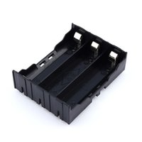 Wholesale 18650 Battery Holder Case DIY Lithium Battery Box Battery Holder with Pin for V