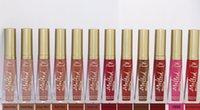 Cheap New Melted Makeup Faced Melted Lip Gloss Sexy Make Up Melted Matte Liquified Long-Wear Matte Lipsticks