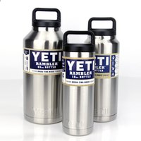 beer packing - 304 Stainless Steel insulation Cup oz oz oz Yeti Tumbler Rumbler Cars Beer Yeti Mug Large Capacity Can pack ice