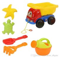 big playhouse - Summer Beach Car Toys sets sand car tools truck beach toy kids playhouse toys educational outdoor toy