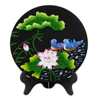 activated carbon carving - Magnetic Levitation Water Fountains Maneki Neko Carbon Activated Carving Crafts Decoration Gift Romantic Wedding Accessories