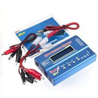 Wholesale 100 Original iMAX B6 Lipro NiMh Li ion Ni Cd RC Battery Balance Digital Charger Discharger