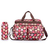 Wholesale Cheap Price Carter s Mommy Bag Patterns Available L Colorful Nylon Waterproof Diaper Bag