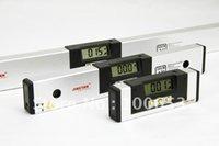 Wholesale New Released Item AS13 L cm quot Digital laser Protractor Inclinometer Spirit Level