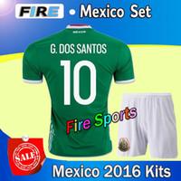 Cheap mexico CHICHARITO kits Best mexico soccer jerseys kit