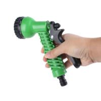 Cheap 7 Pattern Adjustable Car Garden Washing Hose Water Spray Gun Sprinkler Nozzle gun vector nozzle fountain