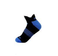 Wholesale Outdoor hiking socks sport socks for men and women on foot perspiration anti skid socks wear breathable padded socks