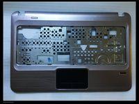 Wholesale original For HP Pavilion DM4 DM4 laptop palmrest cover with touchpad Fingerprint Reader B0440901