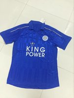 anti drink - 16 Leicester city SOCCER JERSEY VARDY ULLOA MAHREZ DRINK WATER Leicester city soccer football jersey Leicester city T shirt DHL shipping
